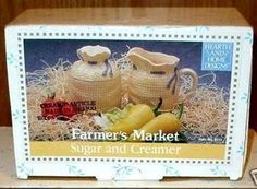 Farmer 39 s market by hearth and home designs h hd for Hearth and home designs canister set
