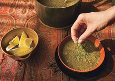 Herb, Chard, and Feta Soup | Recipe | Feta, Soups and Herbs