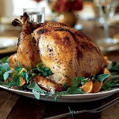 ... Turkey with Apple Cider Gravy | Recipe | Gravy, Apple Cider and Herbs