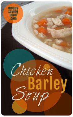 Chunky Turkey-Vegetable Soup | Recipe | Soups, Turkey and Turkey ...