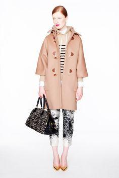 Buscando el abrigo perfecto - the toggle coat