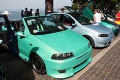 Fiat Punto @Garda by Fiatontheweb, via Flickr