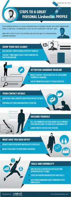 how to build a great linkedin profile