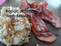 Missing those hash browns? Try this version from Slightly Lost Girl :)