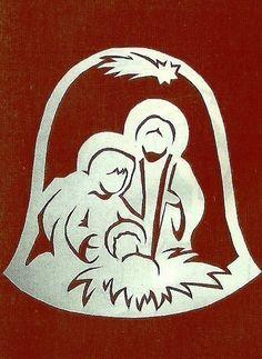 200 stencil Natale. Parte seconda. Molto. Discussione sulla LiveInternet - Servizio russo diario online