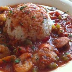 Slow-Cooker Jambalaya | Recipe | Jambalaya, Crockpot and Jambalaya ...