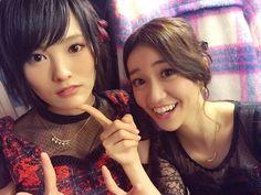 Sayanee & Yuko #NMB48 #AKB48 #AKB10