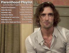 #Parenthood playlist