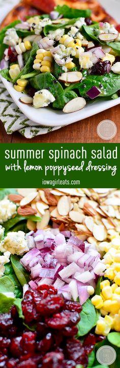 salad salad with citrus vinaigrette summer salad with citrus lavender ...