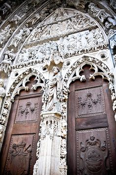 St Peter's Cathedral Regensburger Dom in Regensburg Germany