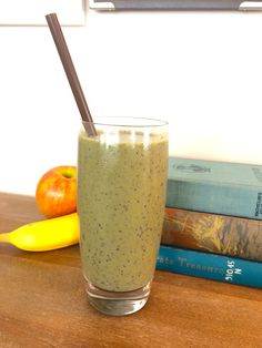 Hormone Balancing Smoothie. This tasty blend balances hormones, helps with fertility and eases PMS symptoms.