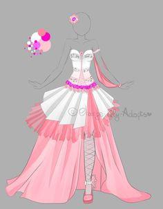 Auction - Dancing Pearl [CLOSED] by Orange-Lily-Adopts on DeviantArt