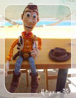 Toy Story Knitting Patterns Woody : woody crochet. Toy Story crochet poupees Pinterest Woody, Toy Story and...