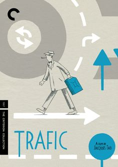 Criterion Jacques Tati Covers by David Merveille