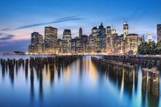 ✯ Downtown Manhattan - New York City