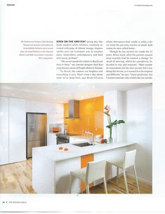 San Diego Home Garden Magazine Ad Featuring Tech
