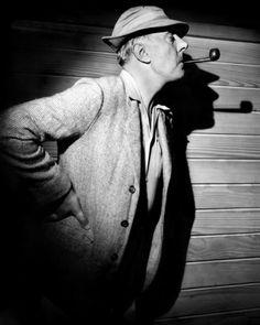Le genial Jacques TATI alias Mr Hulot