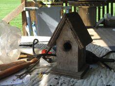 old barn wood ideas | Crafts Using Old Barn Wood | ThriftyFun