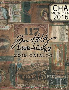 hey everyone - it's that time again... time for a new year filled with new creative ideas and products all being debuted and launched at the upcoming CHA (craft and hobby association) trade show st...