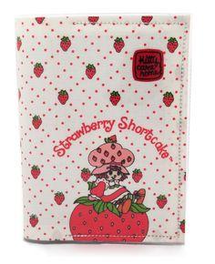 Strawberry Shortcake journal