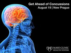 Do you have a child involved in sports? Concussions occur in 5-10 percent of athletes. Learn more about this dangerous injury and how to prevent it at this free presentation in New Prague.
