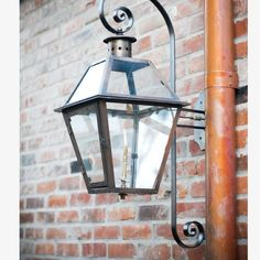 Gas Lamp project on Pinterest | Lamps, French Quarter and Door ...