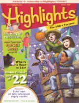 Highlights magazine coupon canada