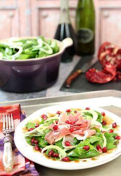 ... Salad | Recipies | Pinterest | Asparagus, Salads and Spring Salad