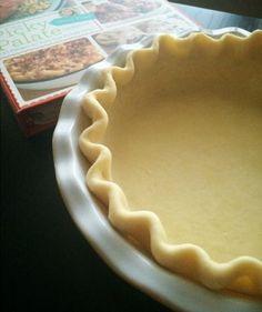 Perfect Homemade All Butter Pie Crust #perfect #allbutter #piecrust