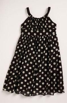 Pippa & Julie Print Dress (Little Girls) | Nordstrom