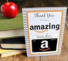 20 End of Year Teacher Gift Ideas