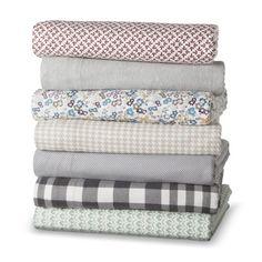 Threshold™ Flannel Sheet Set