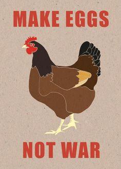Chicken love!