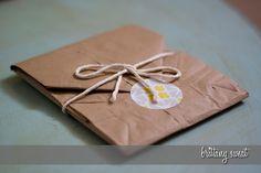 Diy CD packaging