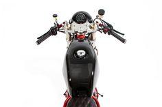 Dreamliner: a Ducati-powered custom from Deus