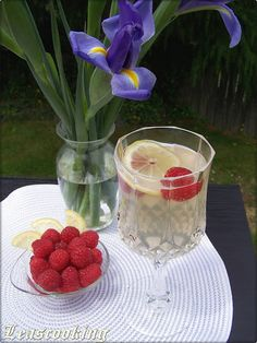 Pink Grapefruit and Pomegranate Soda. Visit Party Ingredients blog for ...