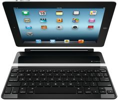Logitech announces new ultra-thin keyboard cover for iPad
