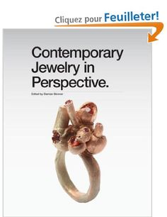 Contemporary Jewelry in Perspective [Anglais] [Relié] Damian Skinner -  Lark Books,U.S. (17 octobre 2013) 264pp