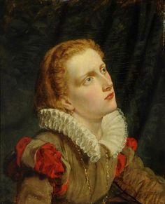 Mary Stuart, Queen of Scots, granddaughter of Margaret Tudor