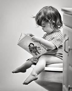 multi-tasking baby
