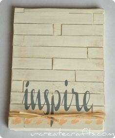inspire pallet