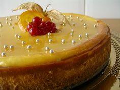 Pastís de formatge i lemon curd- Cuina.cat