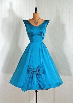 dress 1950's Timeless Vixen Vintage