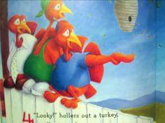Ten Fat Turkeys Book