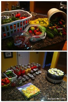 ways to stock up in case of emergencies... good simple tips for homesteading and preppers to begin with