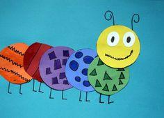 Kinder - color and shape