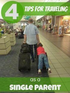 traveling single parent tried true survival