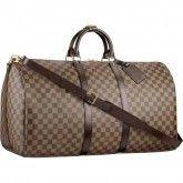 Louis Vuitton Keepall 55 With Shoulder Strap $206.99 http://www.louisvuittonfire.com