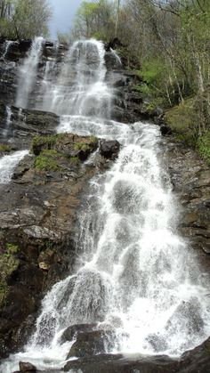 Amicalola Falls, Dahlonega GA