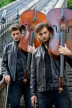 Cute little cello playing Croatian boys <3<<Why would they hold their cellos like that? Do they realize how careless that is. They could easily damage their cellos.